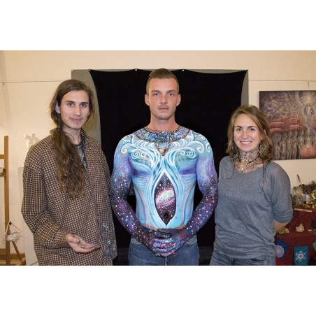 1 DAY Bodypainting Workshop for 1