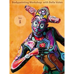 Bodypainting Workshop for 1