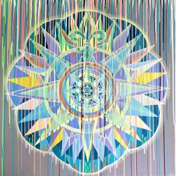 Der Kompass-Kaleidoskop