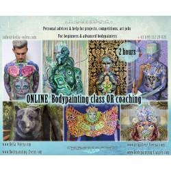 Bodypainting Online Kurs...