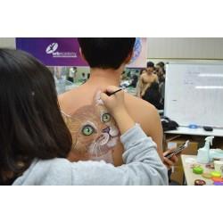 2 TAGE Bodypainting Workshop für 1 Person