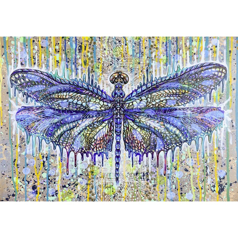 Self-Dragonfly