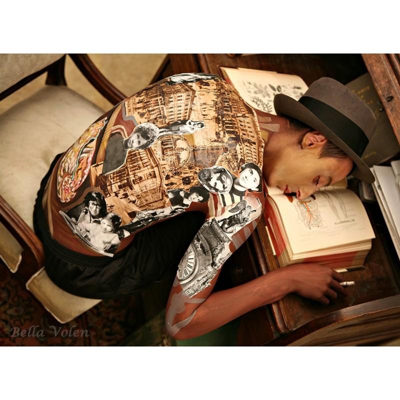 The Sleeping Poet