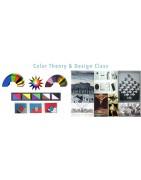 Farbenlehre & Gestaltung Kurse und Online Unterricht